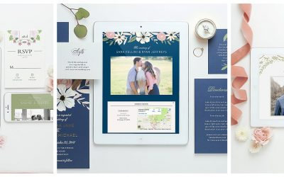 Invitations and Save the Date Websites!
