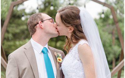 Rosealyn and Ben's Wedding